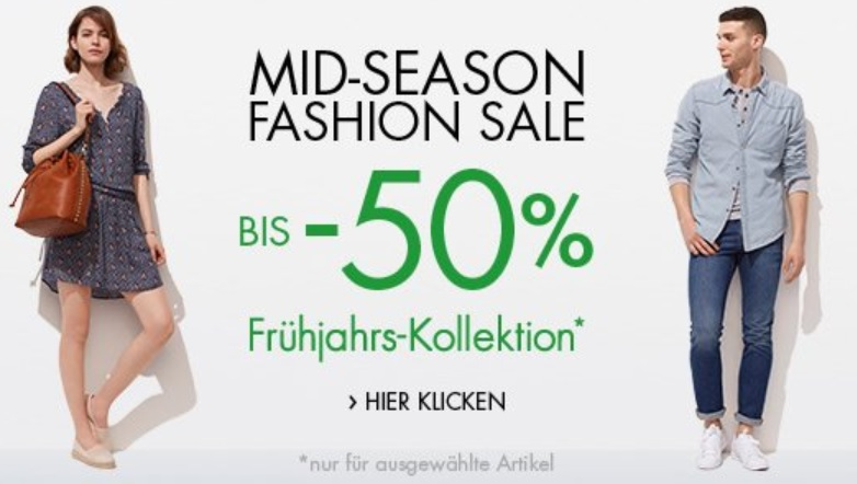 Midseason Fashion Sale