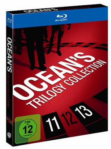 Oceans Trilogy Collection