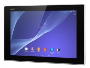 Tablet Sony LTE