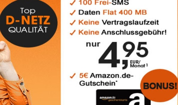 amazon gutschein datennetz
