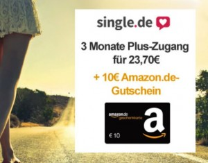 single amazon gutschein