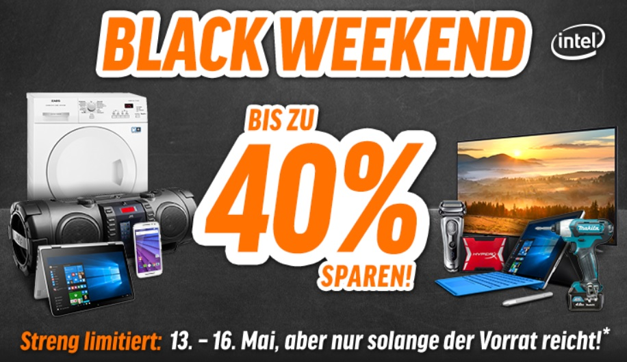 Black Weekend Notebooksbilliger