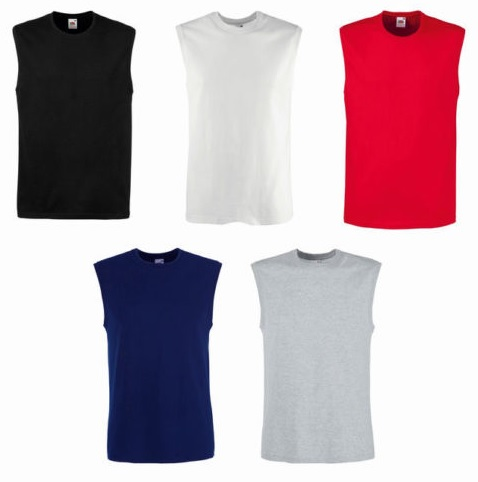 Tanktops on mass