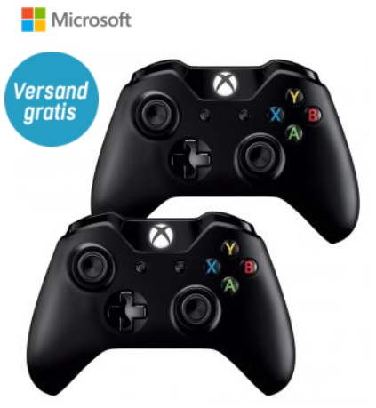 Xbox Controller Wireless Doppelpack