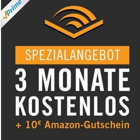3 Monate audible gratis
