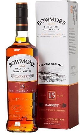 Bowmore Whiskey