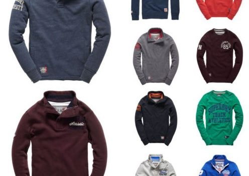 Superdry T-Shirts Pullovers