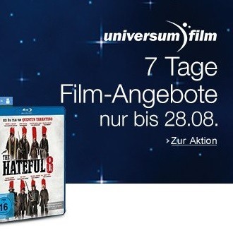 7 Tage Film Angebote Amazon Universum Film BB
