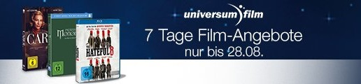 7 Tage Film Angebote Amazon Universum Film IBB
