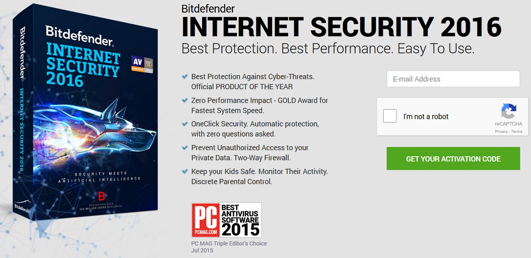 Internet Security Bitdefender