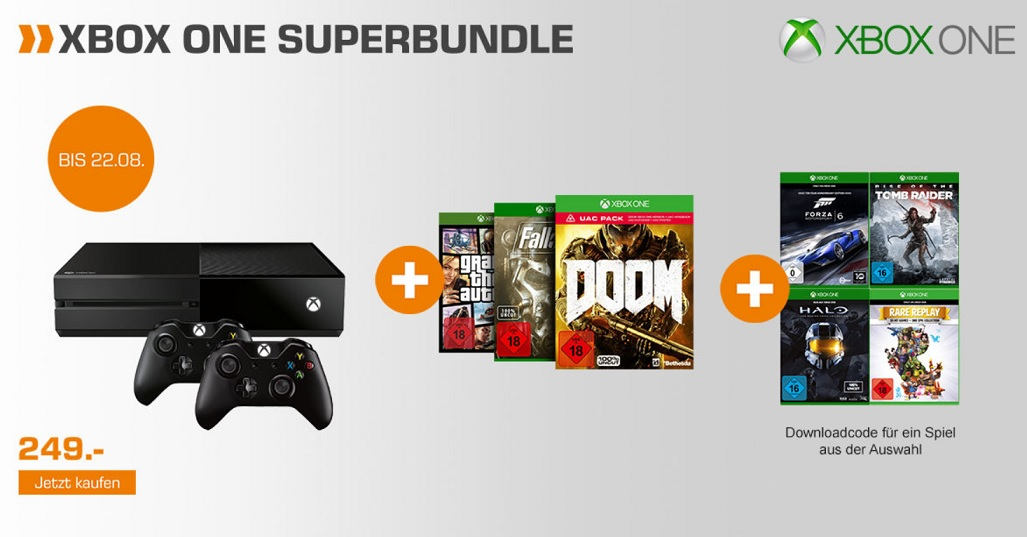 Xbox One Superbundle