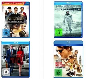 Blurays amazon aktion