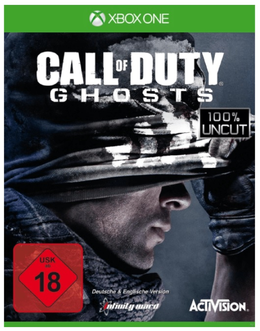CoD Ghosts Xbox One