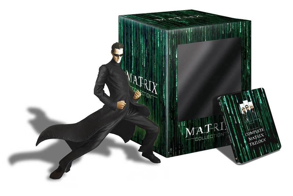 Matrix bluray