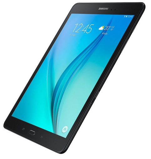 samsung galaxy tab a t550n f r 166 9 7 wlan tablet mit. Black Bedroom Furniture Sets. Home Design Ideas