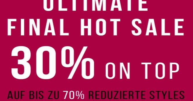 tom tailor ultimate sale