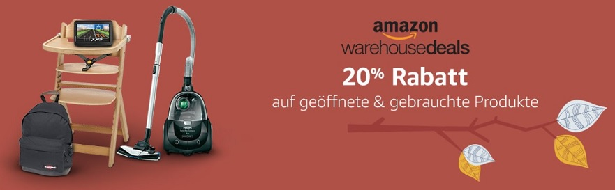amazon warehouse deals gutscheincode