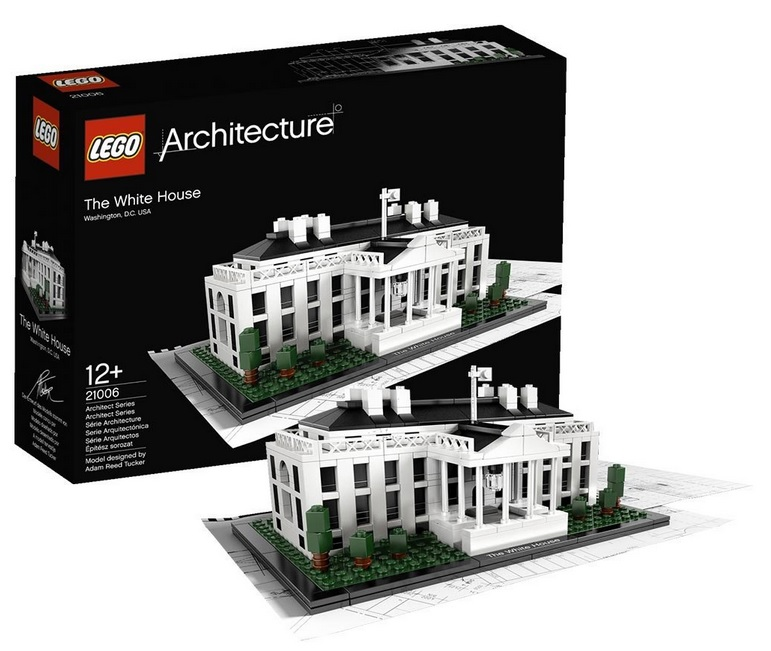lego-archtecture