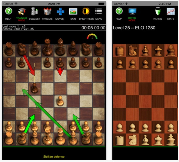 chessplayer-app-ios