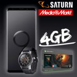 Allnet-Flat + 4GB für 31,99€/Monat + Galaxy S9 (Plus) + Xbox One X 1TB Tomb Raider Bundle // oder + Galaxy Watch 46mm *Tarif eff. gratis*
