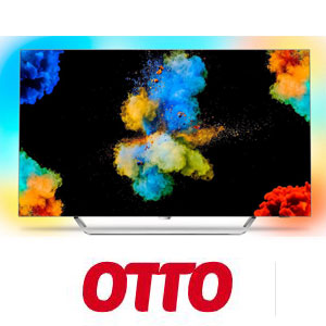 otto up weekend 10 auf multimedia highlights z b philips 50 39 39 oled fernseher f r. Black Bedroom Furniture Sets. Home Design Ideas