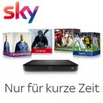 Sky: 50% Rabatt + nur 12 Monate Laufzeit: Fußball Bundesliga für 19,99€ u.v.m. *letzte Chance*